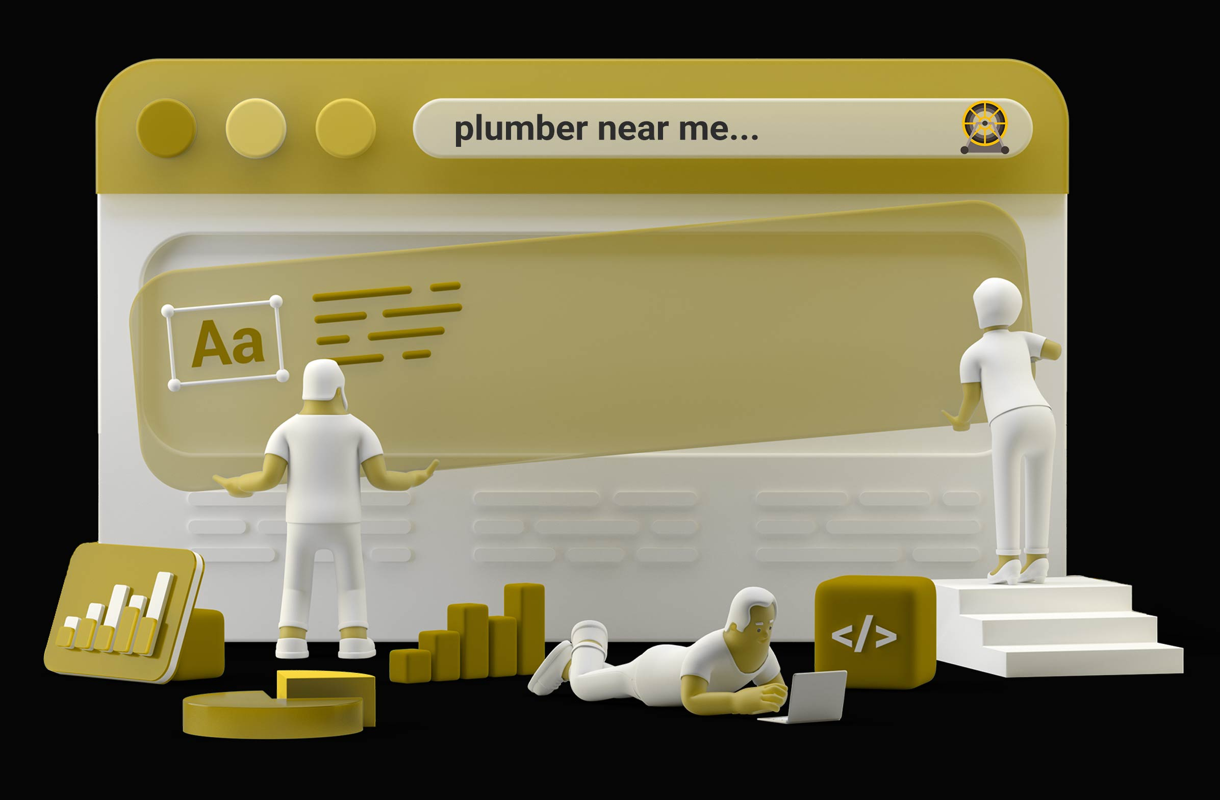 Rooter Marketing provides plumber SEO service that delivers results for your plumbing business.