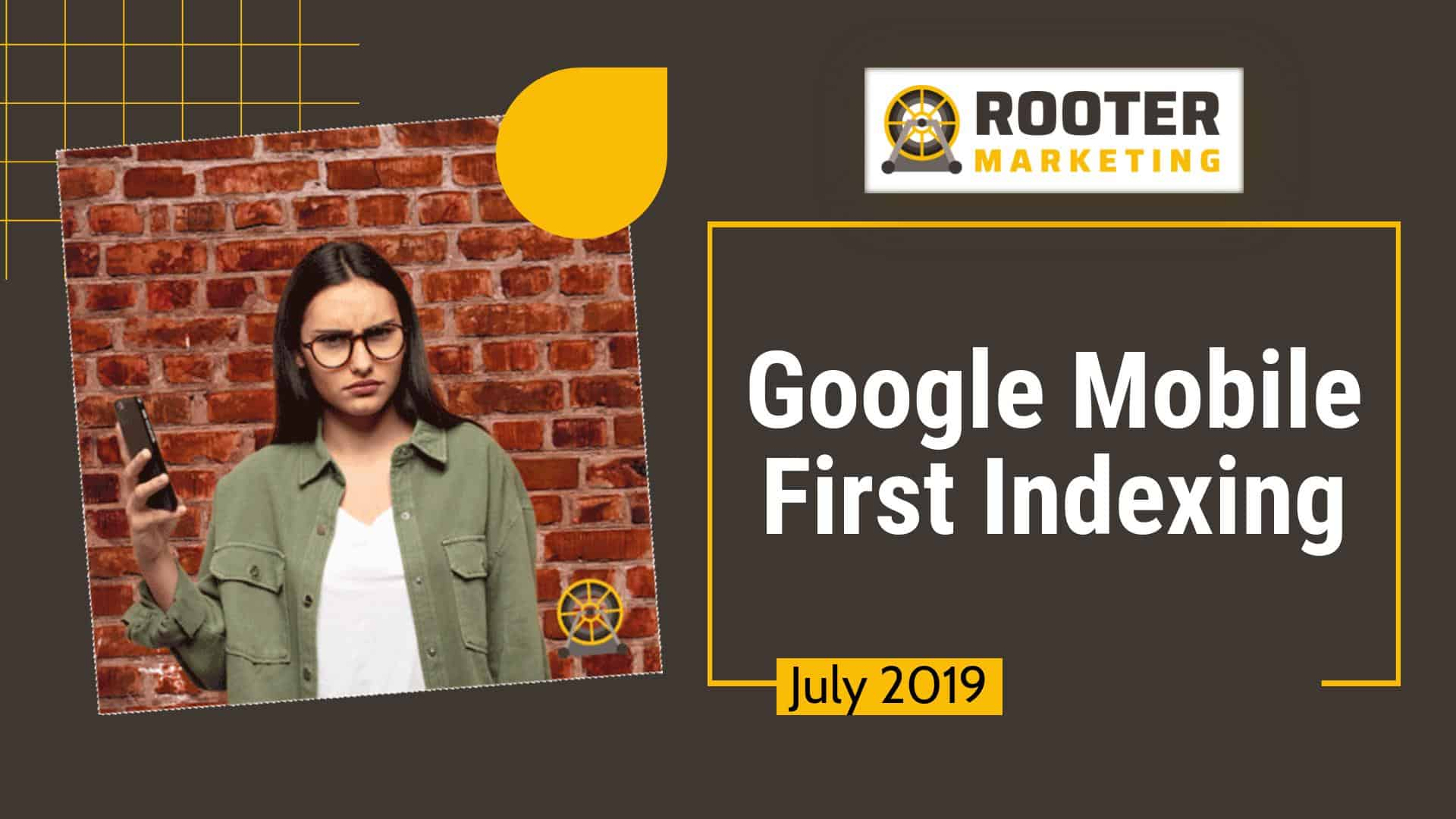 Google SEO Mobile-First Indexing  Rooter Marketing Plumbing SEO