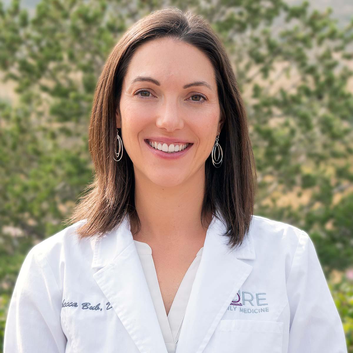 Dr. Rebecca Bub