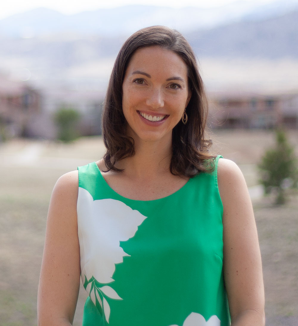 Rebecca Bub Owner of Pure Family Medicine
