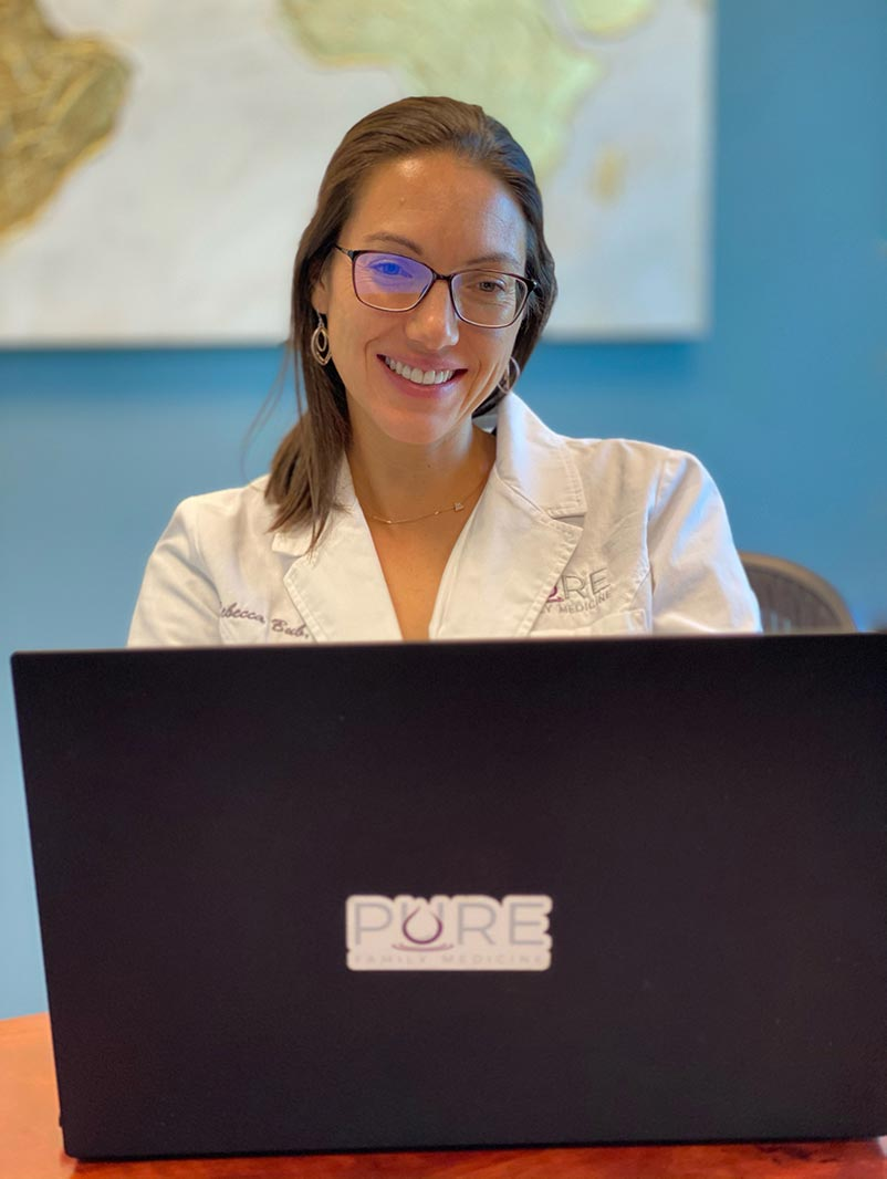 Rebecca Bub Family Medicine Physician