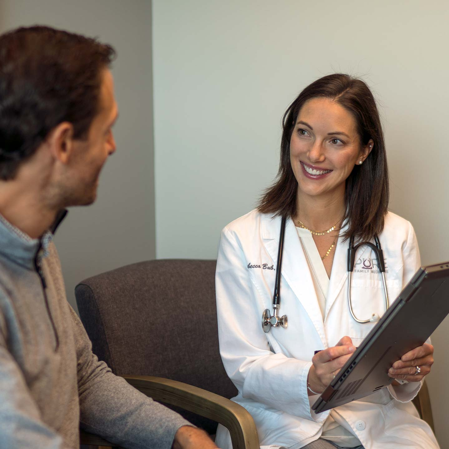 Exceptional Care with a Healthcare Membership at Pure Family Medicine