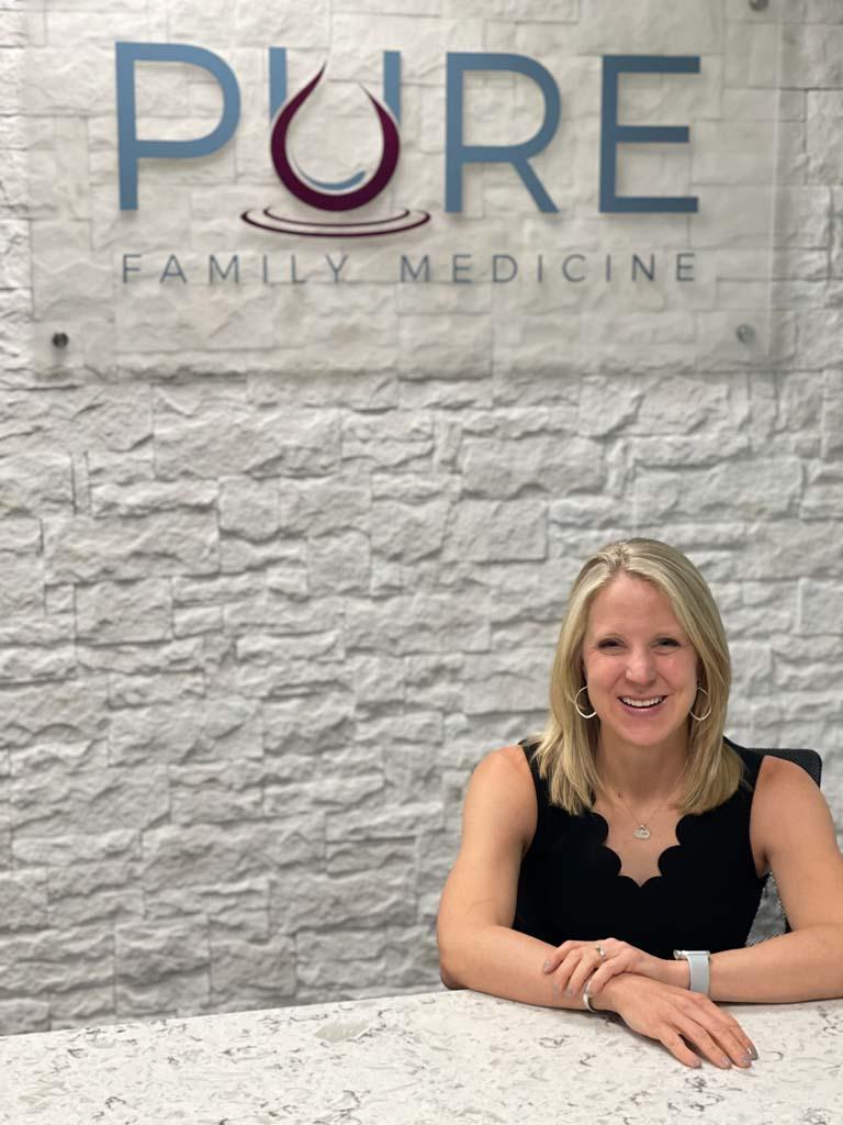 Dr. Cassandra Workman Pure Family Medicine