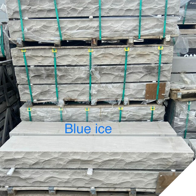 blue ice color