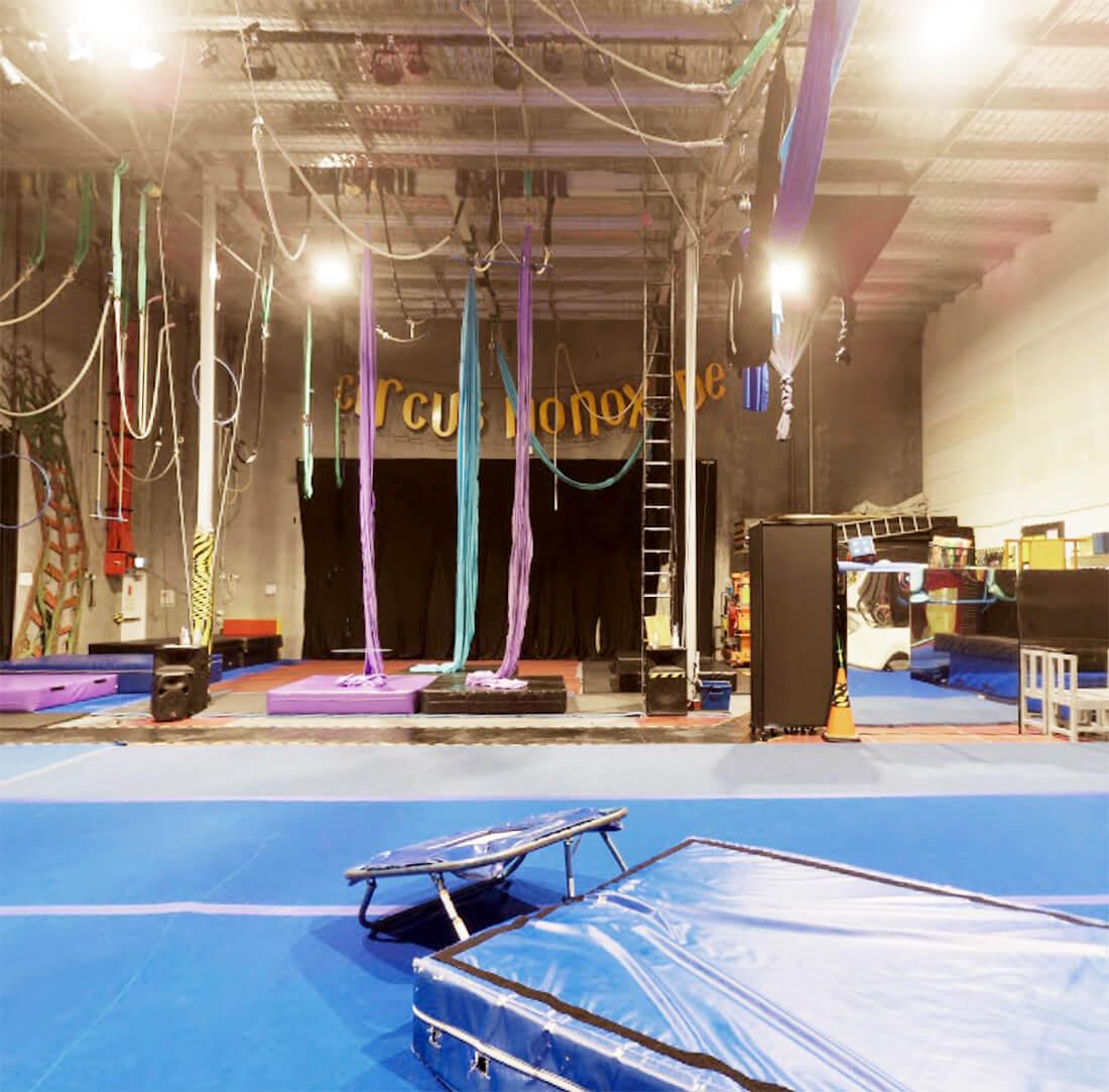 Circus monoxide studio