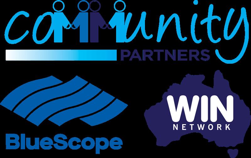 Community Parters logo