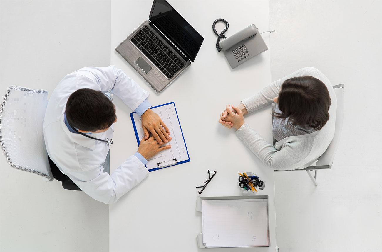 Moderniser l'expérience des patients en ligne