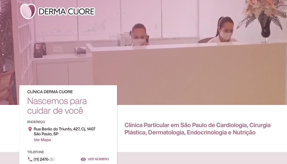 Site Derma Cuore