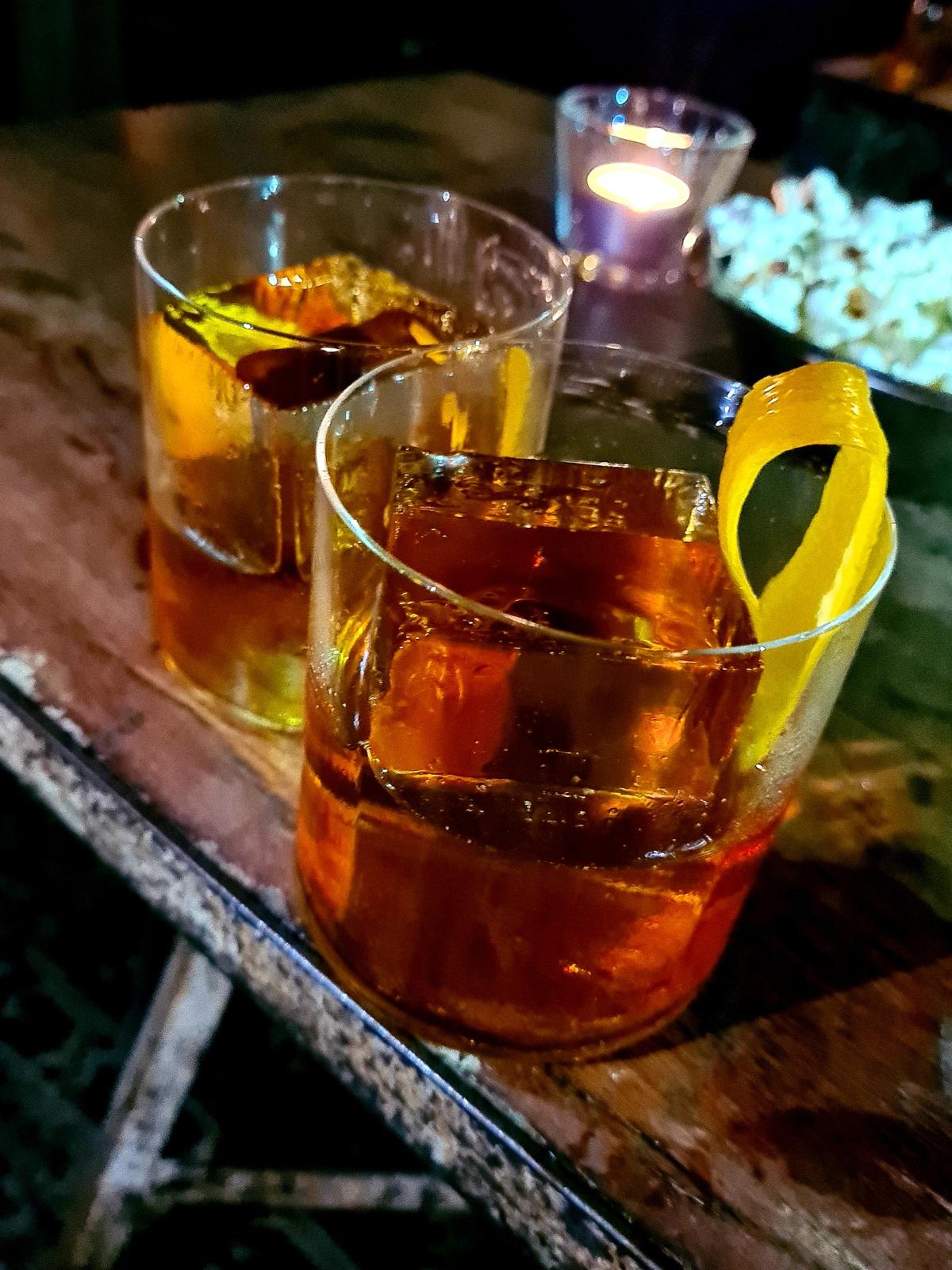 Kingston cocktail