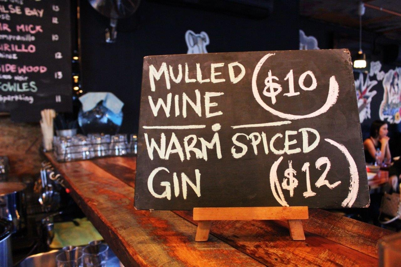 Frisk small bar Perth
