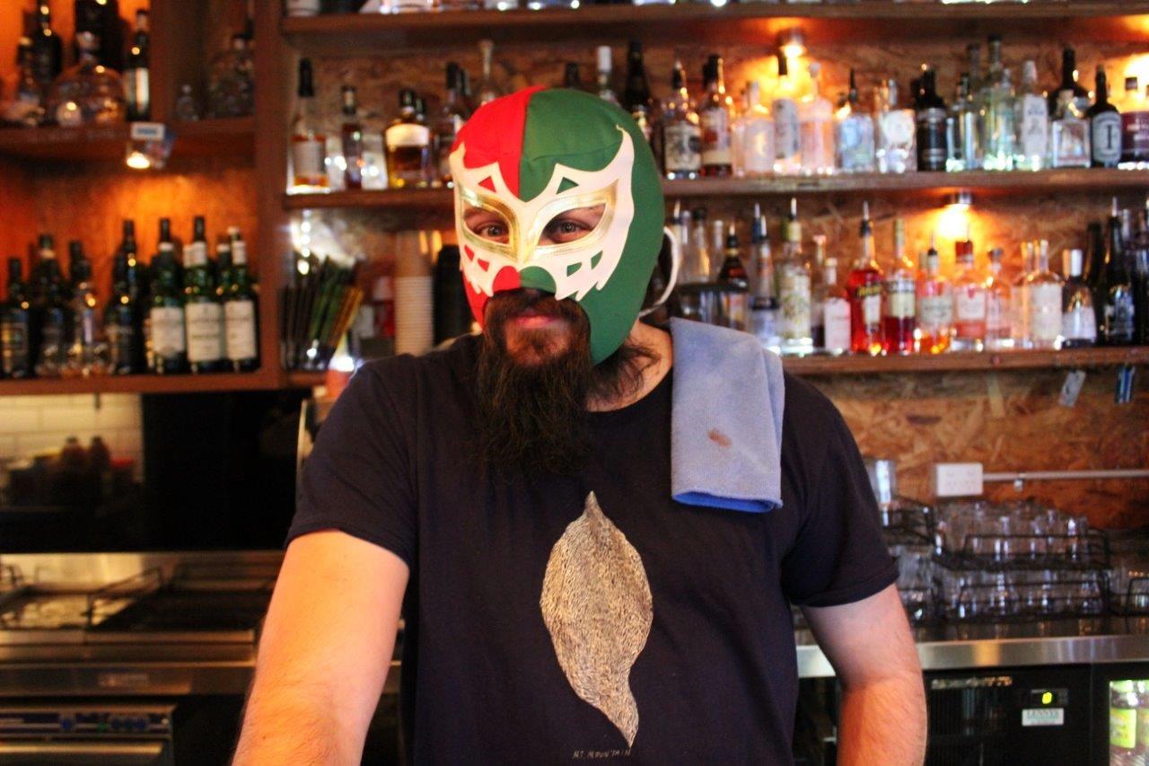 Frisk awar-winning gin bar