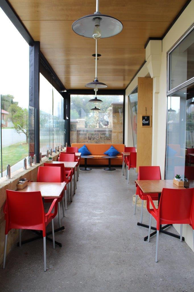 Zia's restaurant Perth