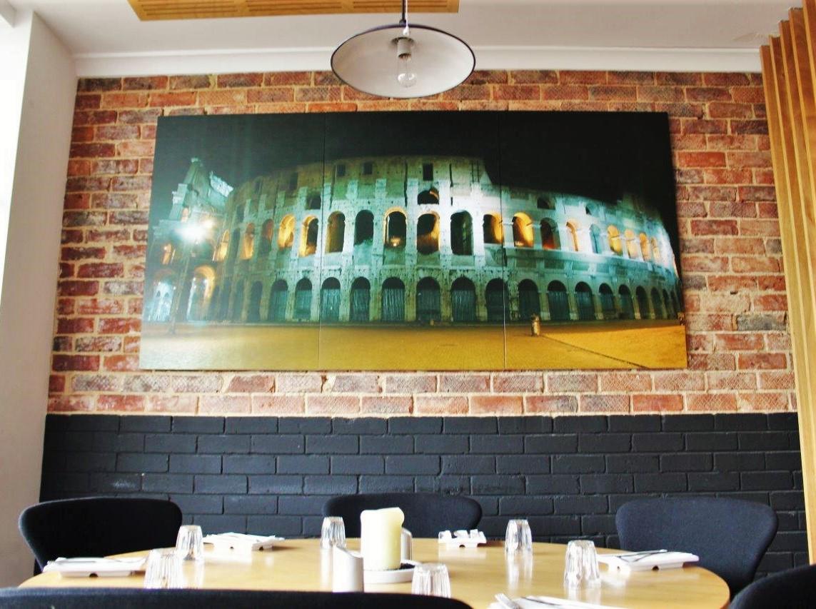 ZIa's restaurant Mount Lawley