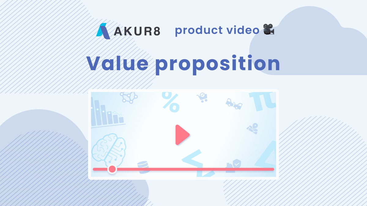Value proposition banner