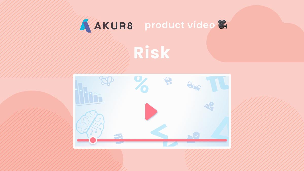 Risk video banner