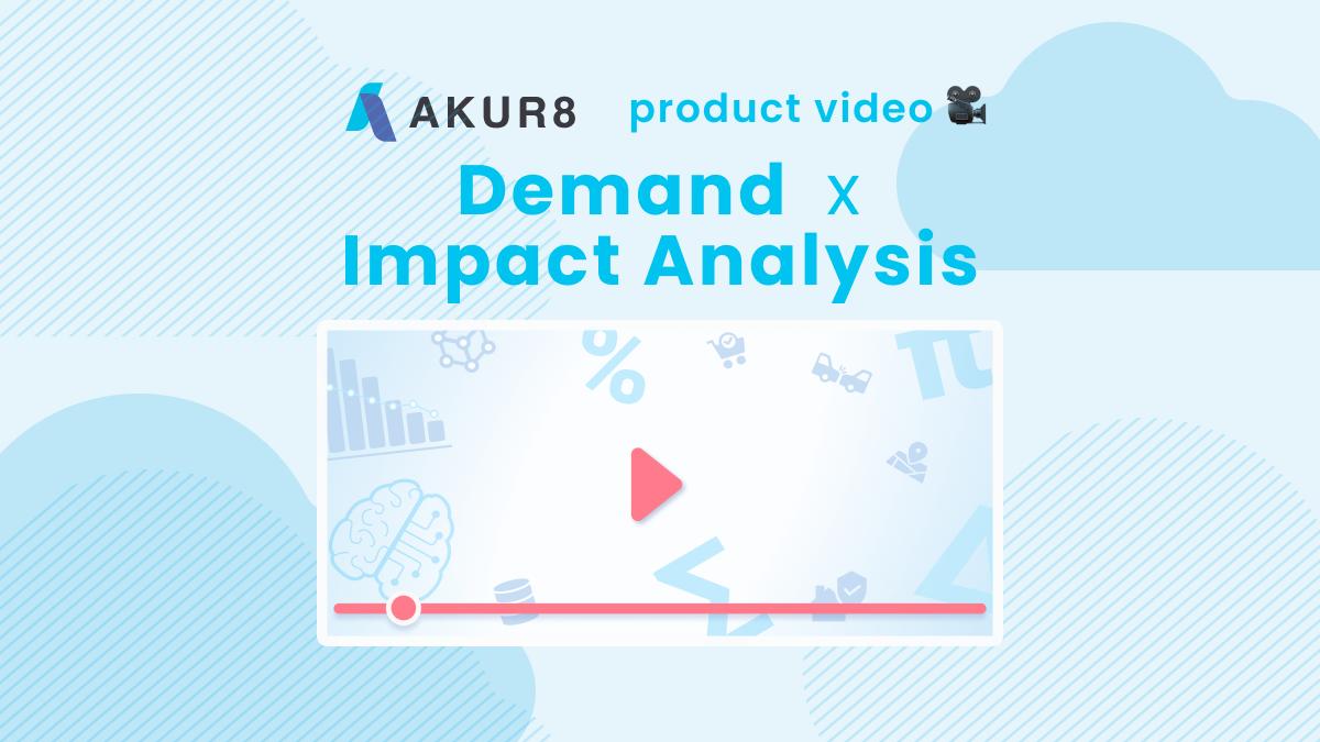 Demand x Impact Analysis banner