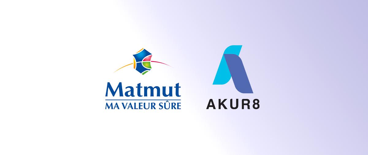 Le Groupe Matmut conclut un partenariat avec Akur8 pour transformer son processus de tarification Dommages et Sant