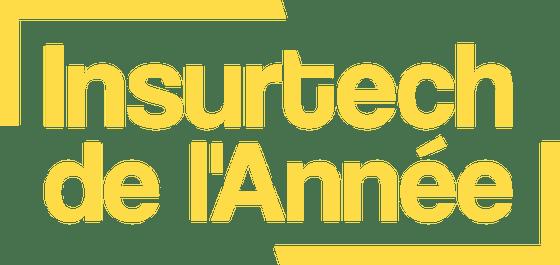 Logo Insurtech de l'année