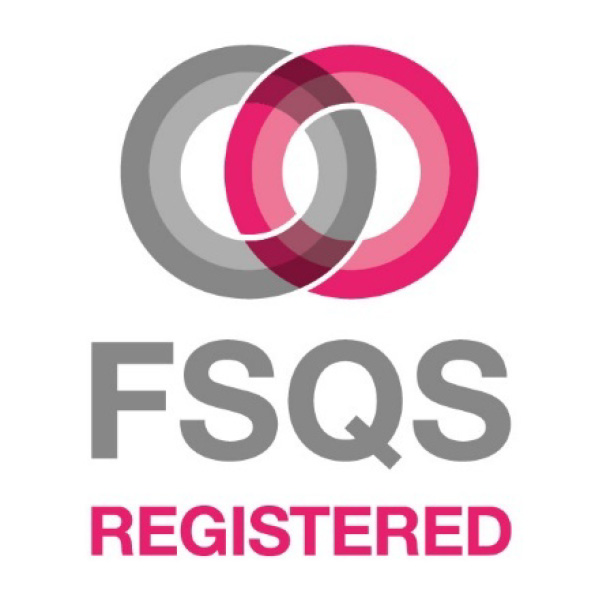 The certification FSQS registered