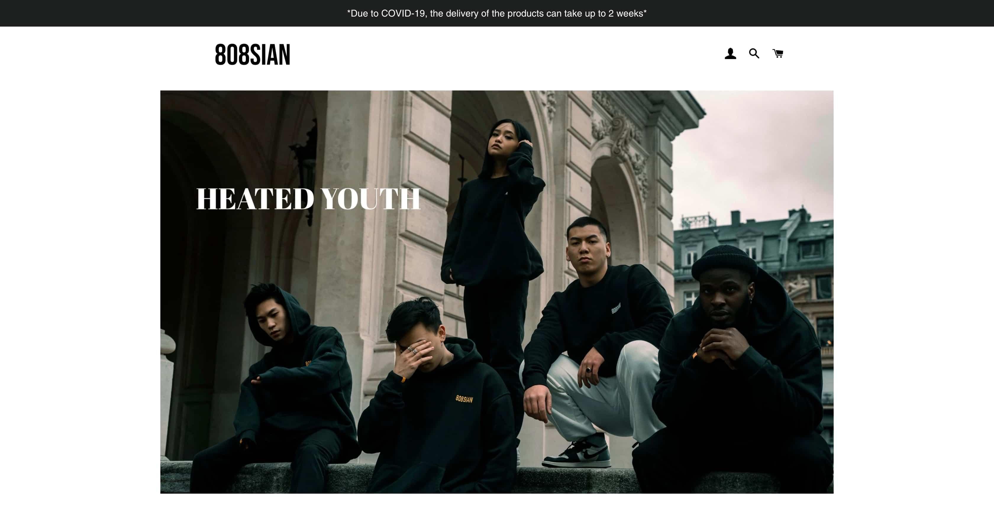 808sian shopify