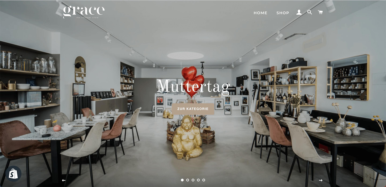 online shop agentur