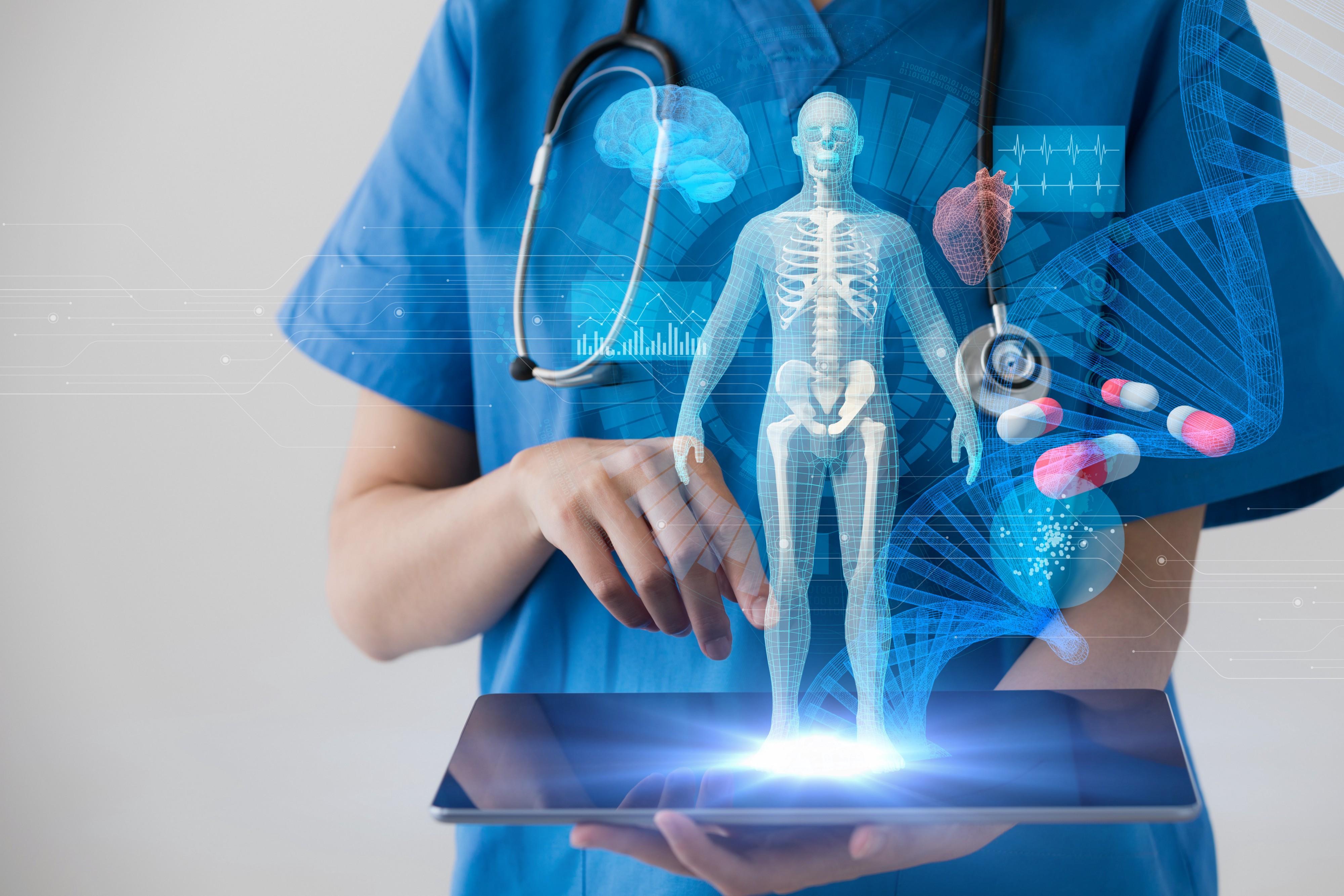 Inteligência artificial na saúde: Por que sua clínica deve começar a utilizar?