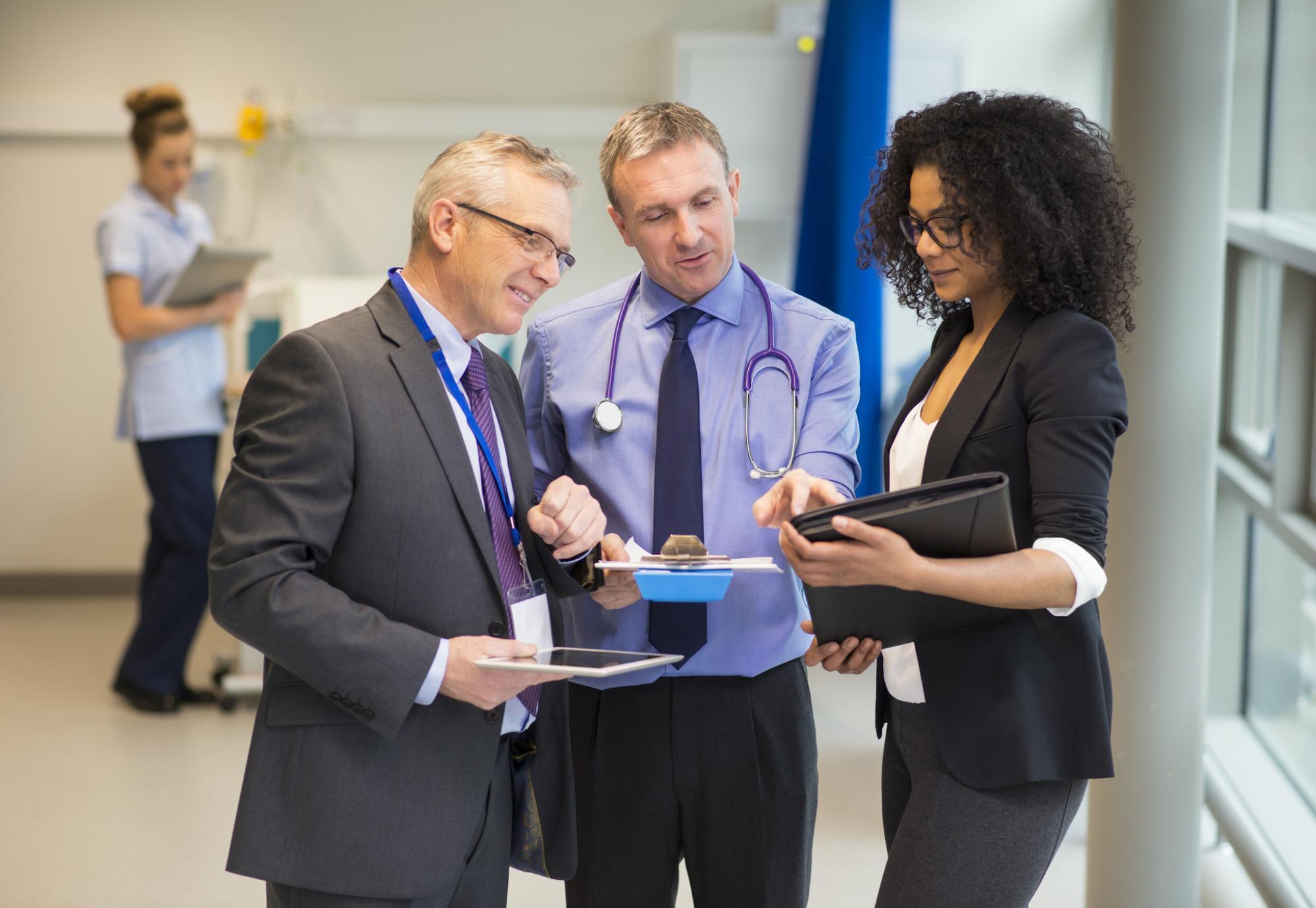 Gestor de saúde: Conheça o que faz esse profissional na área médica