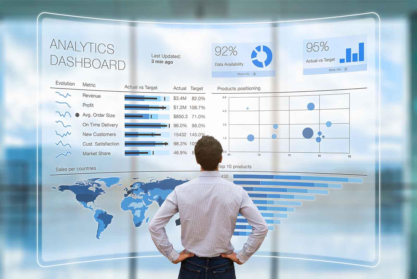 Business intelligence na saúde: O que é e a importância nos dias de hoje