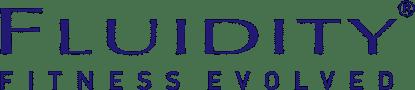 Fluidity Name Logo