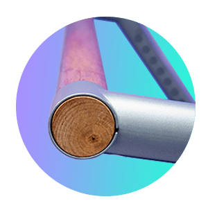 Wooden Barre