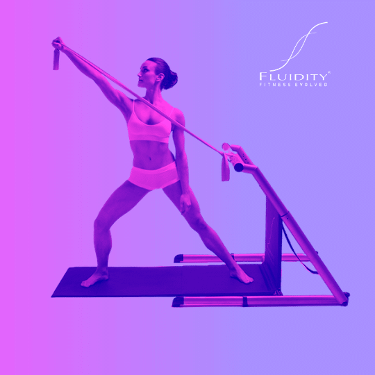 Band Movement on Fluidity Barre