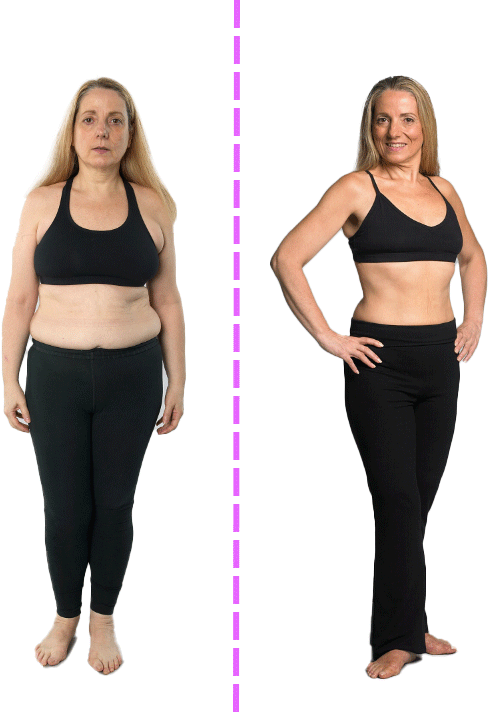 Filomena before and after results