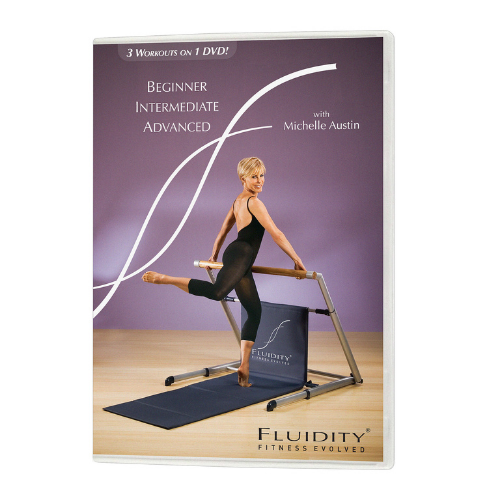 Fluidity 3 In 1 DVD