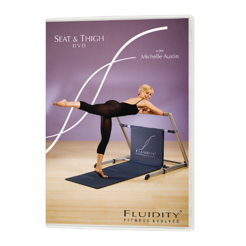 Fluidity Seat and Thigh DVD
