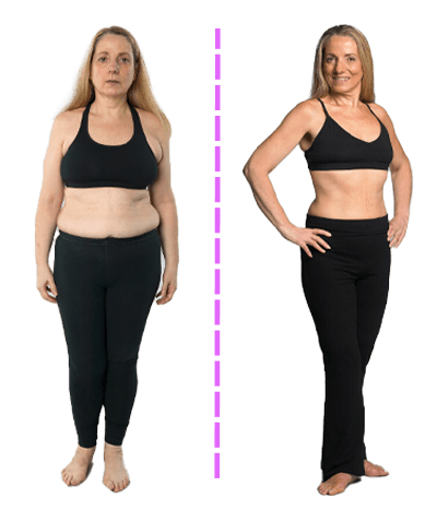 Filomina before and after results