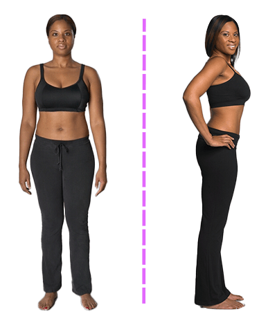 Shamika before and after results