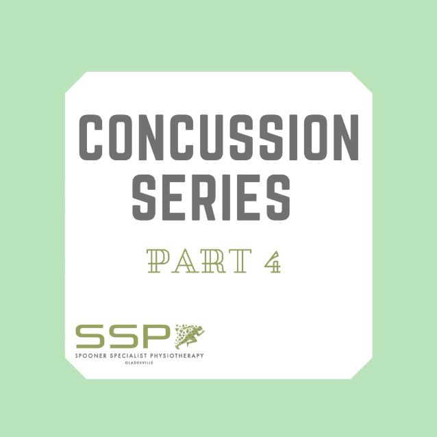 Concussion Series Part 4