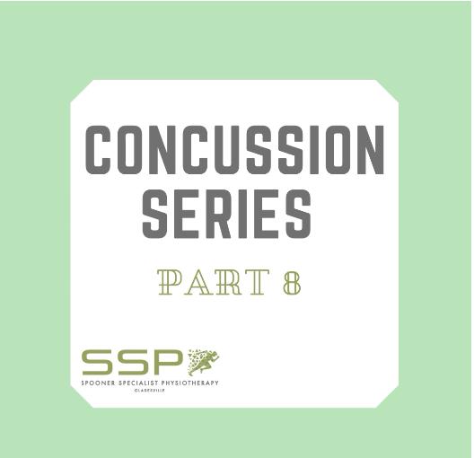 Concussion Series Part 8