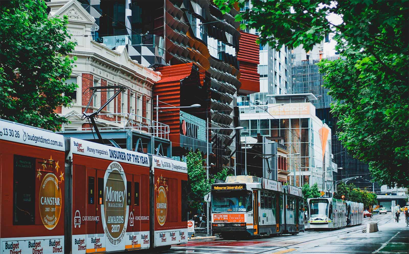 Reimagining city planning