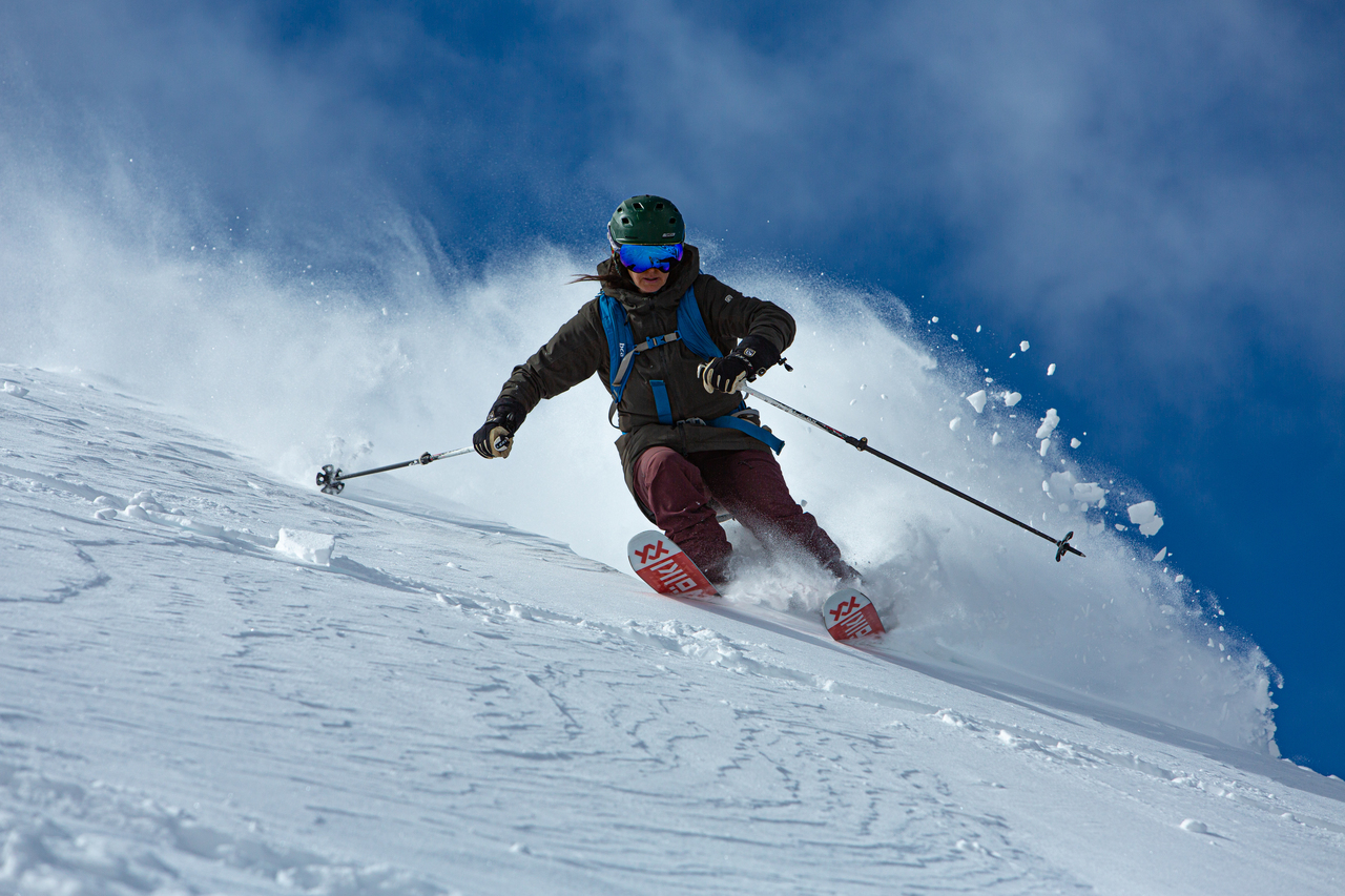 Rhea Ski day