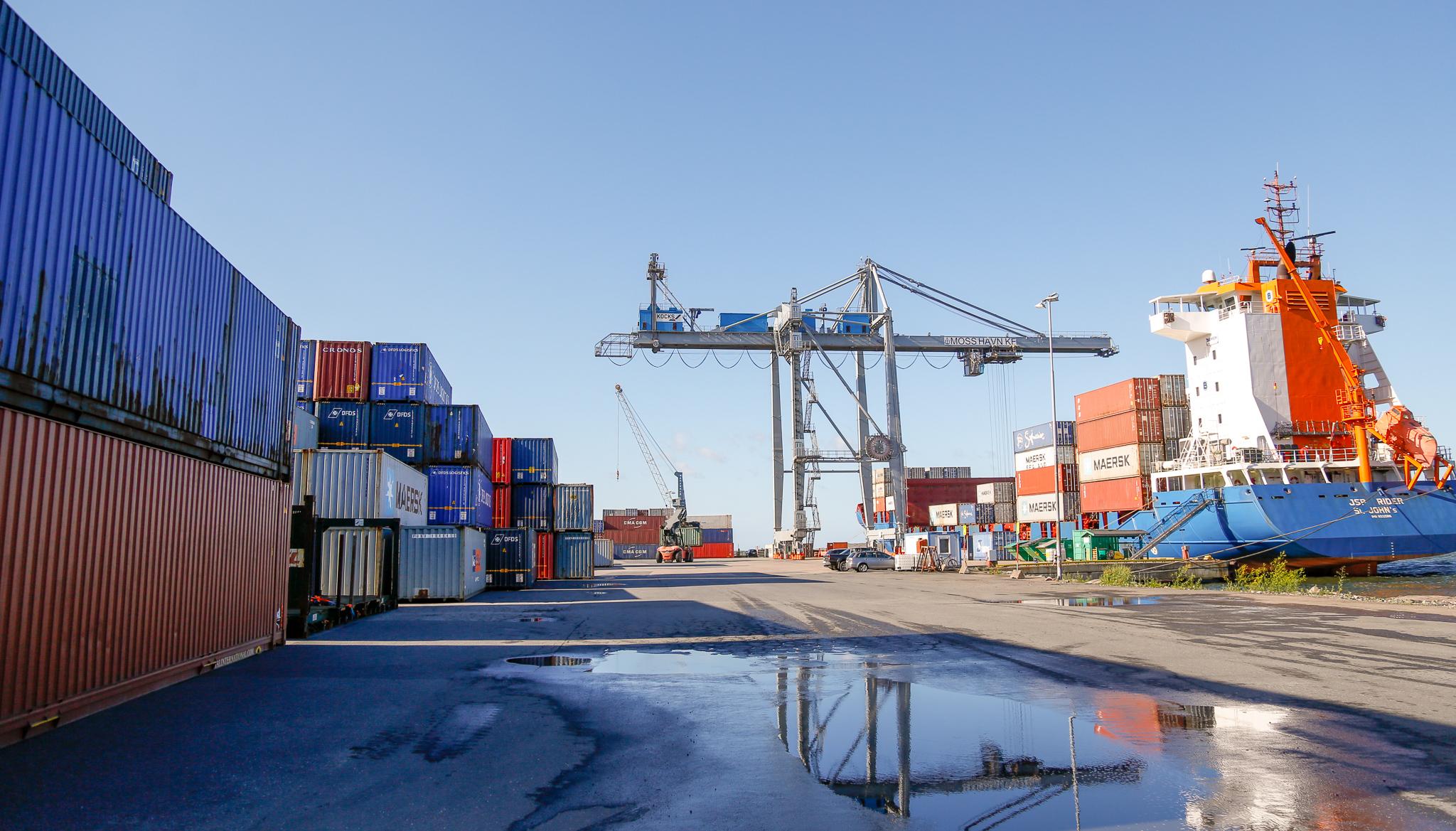 Moss Havn utsetter ferdigstillelse<br/> av detaljreguleringsplan