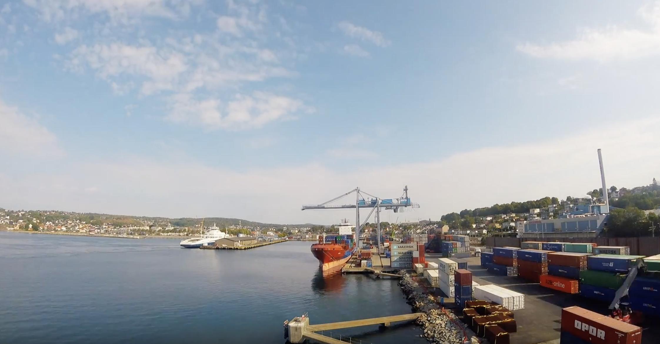 Moss havn frifunnet <br/>for krav om erstatning
