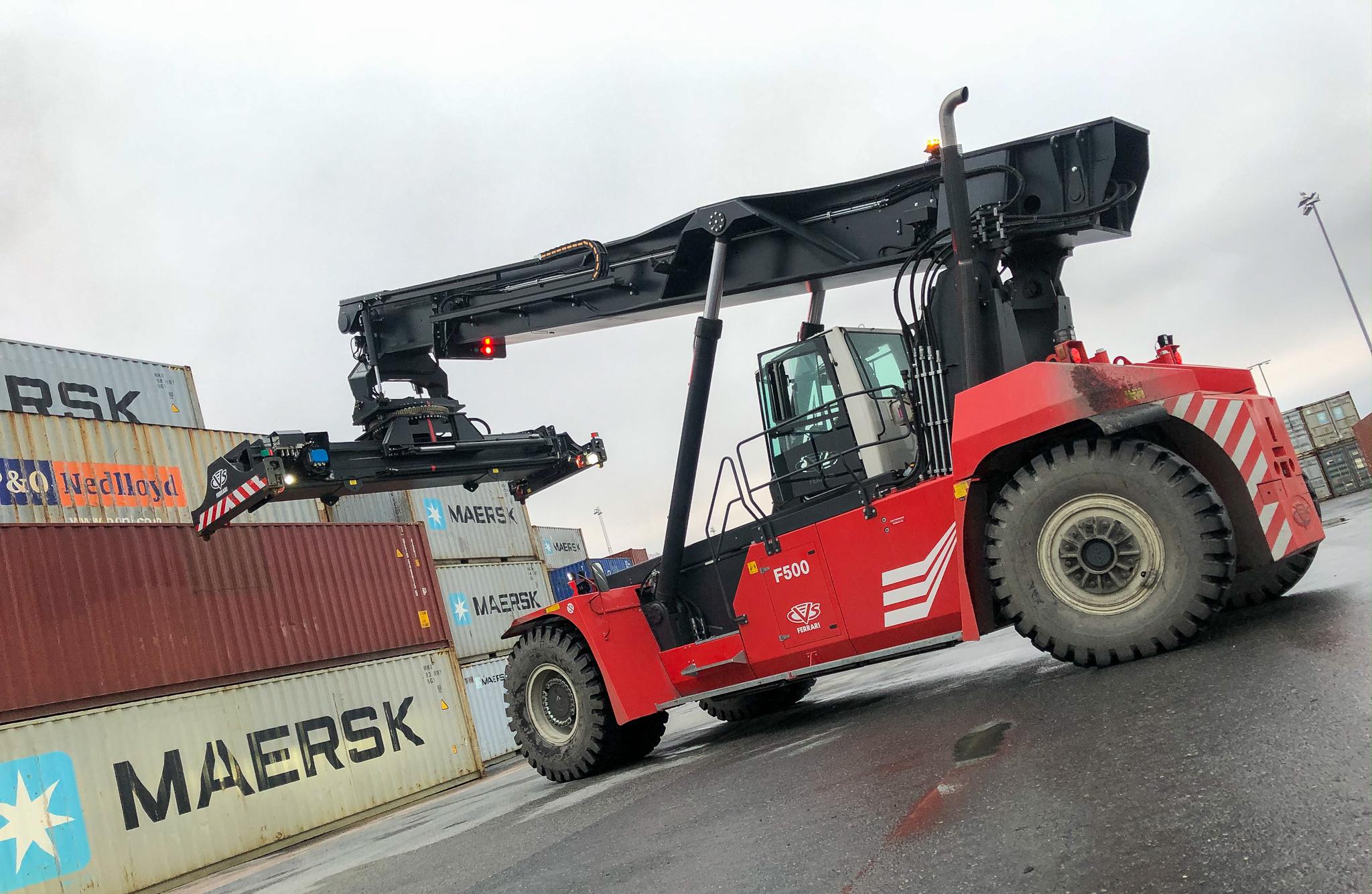Ny og mer miljøvennlige truck på plass
