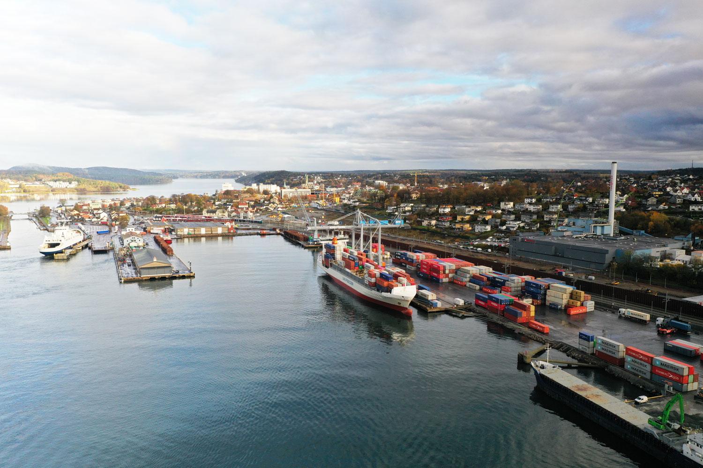 Forskrift om farvannsavgift for Moss kommunes sjøområde - høring