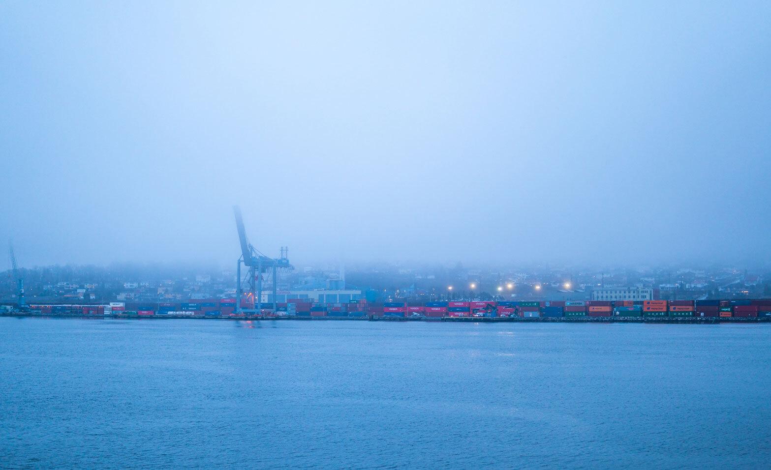 Status for bruk landstrøm i Norge – ZERO har utarbeidet rapport for Grønt Skipsfartsprogram