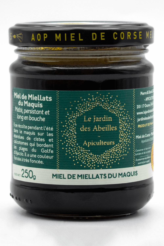 Miel de miellats du maquis