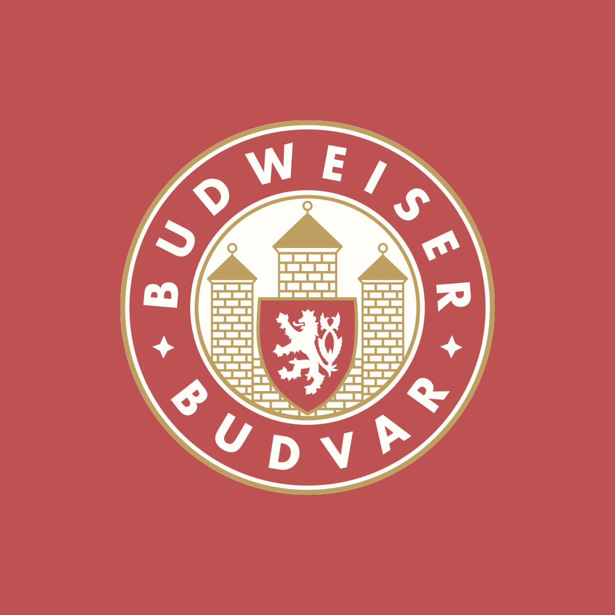 New logo of Budweiser Budvar