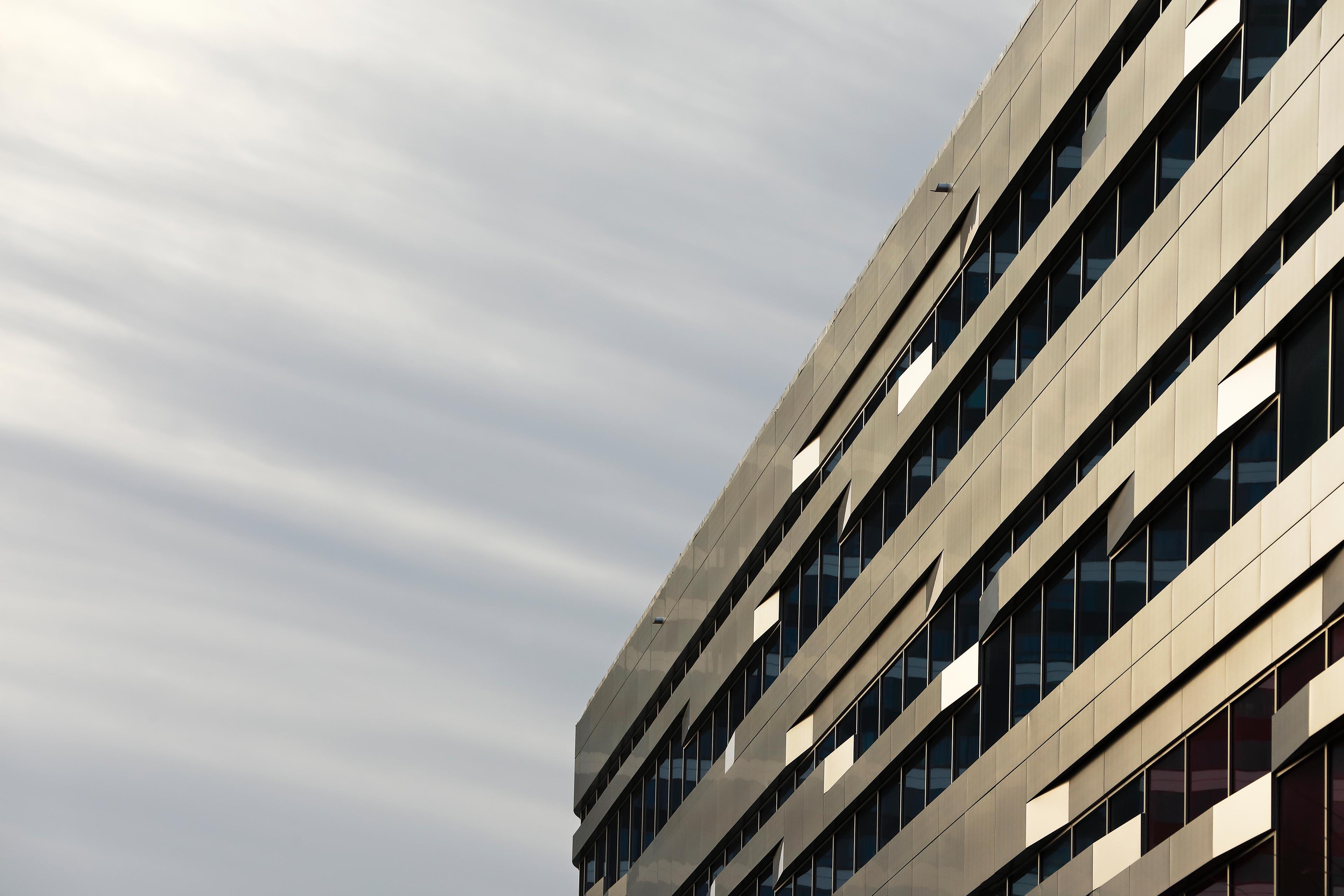Bild på kontorsbyggnad