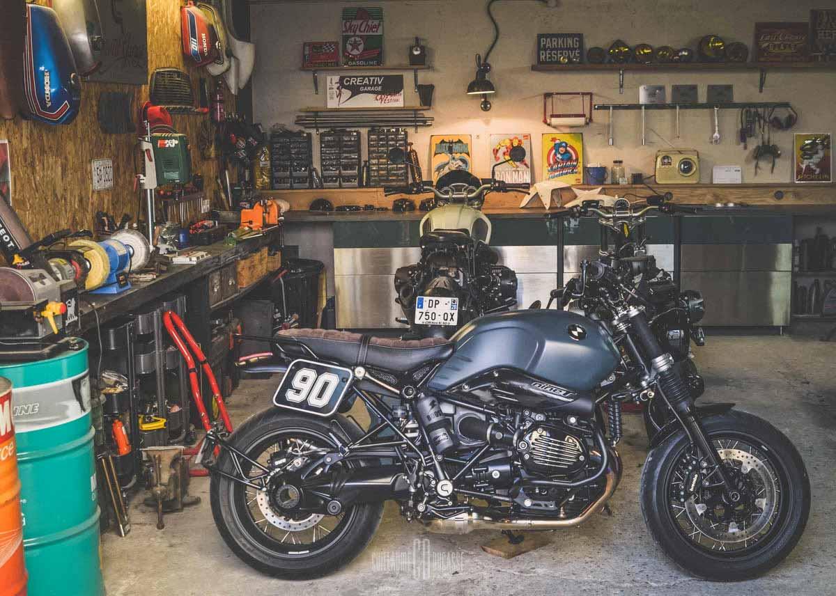 Creativ' Garage