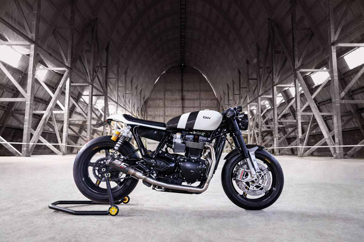 Zero Gravity 2.0 Thruxton 1200RS